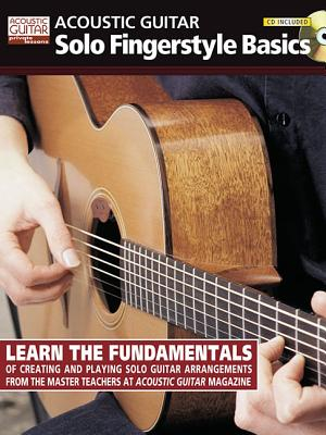 Acoustic Guitar Solo Fingerstyle Basics By Rodgers, Jeffrey